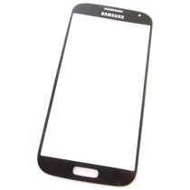 Samsung Galaxy S4 Cristal Negro Gorilla Glass Refacción !!