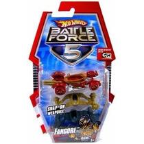 Hot Wheels Battle Force 5 Fangore
