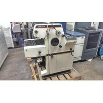 Maquina Para Imprenta Multi 1218 Offset