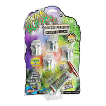 Coleção Parasitas Inseto Fedorento Stink Bugz Brinquedo Lixo