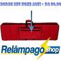 Capa Bag Teclado Master Luxo Kurzweil Sp76