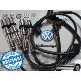 Cables Bujias Vw Fox Spacefox Crossfox Polo Original 100%