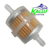 Filtro De Combustivel Universal Gold Kallu Motos