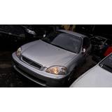 Sucata Para Retirada De Peças Honda Civic 98/99 1.6 16v C/ba