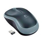 Mouse Inalambrico Logitech M165 Wifi 2.4ghz Nano Receptor