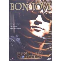 Bon Jovi Best Hits Collection Novo Lacrado Dvd