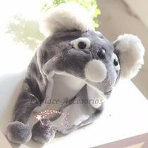 Gorro Abrigo Panda Conejo Oso Koala Kawaii Importado Anime