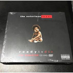 The Notorious Big - Ready To Die (cd+dvd) Importado Lacrado