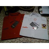 Camisas Cerro Porteno Talle L Nuevas 4 Colores