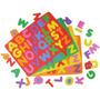 Kit Com 2 Placas De Números/sinais Alfabeto Presente