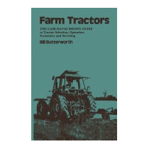 Libro Farm Tractors: The Case Guide To Tractor, Bill Butterw