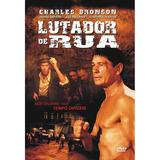 Dvd - Lutador De Rua - Charles Bronson - Lacrado