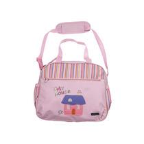 Kit Pañalera Bebe-rosa Pastel Accesorios Baby Mink