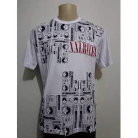Camiseta Xxl 55 Rules Rádio Rap Hip Hop Crazzy Store