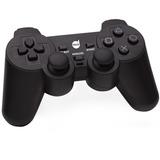 Controle Dualshock Preto Usb Para Pc Dz-621322 Dazz