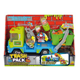 Trash Pack Camion Recolector Jugueteria Bunny Toys