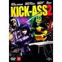 Dvd Original Do Filme Kick-ass 2 (aaron Johnson)