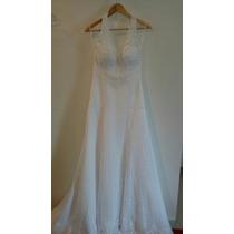 Vestido De Noiva Gripê