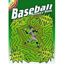 Béisbol Libro De Actividades (dover Poca Actividad Libros)