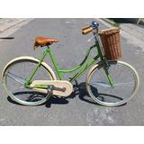 Bicicletas Estilo Inglesa Antigua Personalizadas Dama