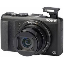 Camera Digital Sony Dsc Hx-60v 20.4mp Full Hd Wi-fi Gps