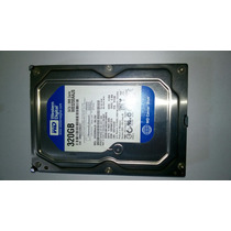 Disco Rigido Western Digital 320 Gb. Caviar Blue Impecable !