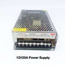 Transformador Convertidor De Corriente 12v 150w 20a Nuevo
