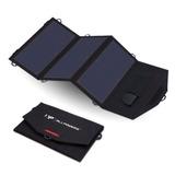 Cargador Solar Allpowers 21w 3 Paneles Pc Y Usb