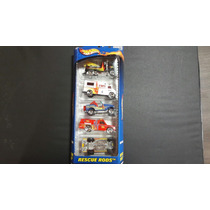 Hot Wheels Gift Pack Rescue Rods