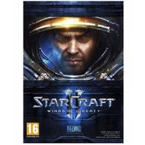 Starcraft Ii: Wings Of Liberty (pc & Mac) Nuevo Ultim Fisico
