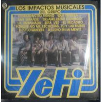 Grupo Yeti.impactos Musicales Del Grupo Yeti (1981) Envio Gr
