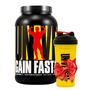 Ganancia Universal Nutrition 3100 Fast Chocolate Shake 5.1