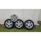Rines Audi 17 Q3, Seat, Vw, Jetta. 3 Llantas De Regalo!