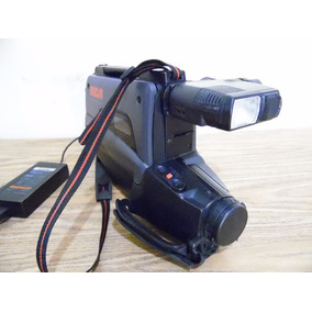 Camara De Video Vhs Rca 24 Zoom Plus Antigua G895