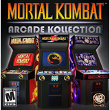 Mortal Kombat Komplete Arcade - Steam Pc Gift Card