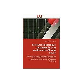 Libro Courant Potassique Cardiaque Iks Et Le, Hamid Moha Ou