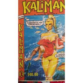 Kaliman El Hombre Increible #1056, Promotora K