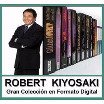Robert Kiyosaki Superación Personal Colección Libros