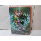Dvd Robotech Tercera Guerra Original Cuarto Dvd