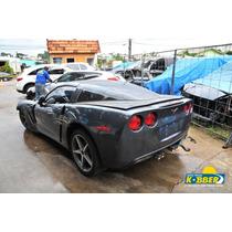 Gm Chevrolet Corvette Para Retirada De Peças