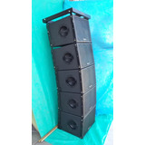 Line Array Curvo & Eighteensound 212 (caja Vacia) La Mejor