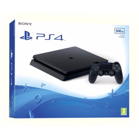 Playstation 4 Slim 500gb Sony Bivolt - Promoção