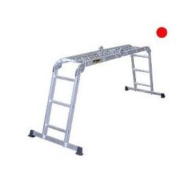 Escalera De Aluminio Multiusos 150kg 1550 Envio Gratis