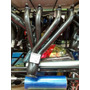 Headers Ponce Racing + Hps Sonido P/ Jetta A4 02-15 2.0