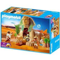 Playmobil 4242 Esfinge Egito - Lacrado!!!