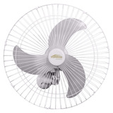 Ventilador Oscilante Parede 60cm Branco Bivolt Turbão Forte