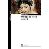 Antología De Poesía Española. Adaptado Plan 2014-2016 (cáte