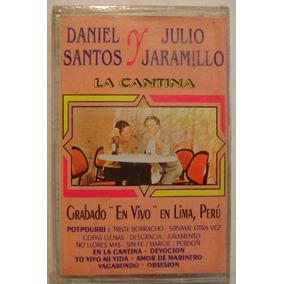Daniel Santos Y Julio Jaramillo La Cantina 1 Cassette Nuevo