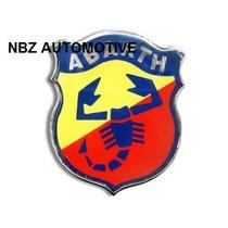Emblema Alto Relevo Escudo Abarth - Linha Fiat - Nbz