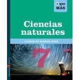 Ciencias Naturales 7 Caba Serie + Que Más - Ed. Edelvives
